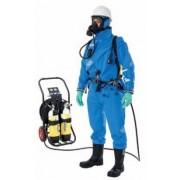Costum de protectie chimica...